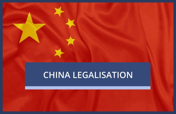 China Legalisation