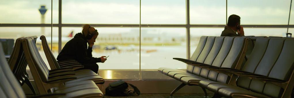 chinese visa centre blog - departure lounge