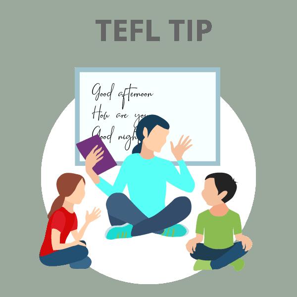 teaching TEFL in China